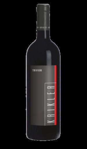 Trivium Cuvée 2015 (ZW, BF, CS)